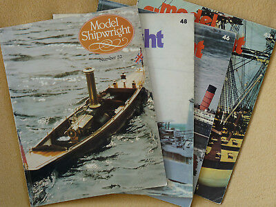 Model Shipwright,Englisches Schiffsmodell Journal