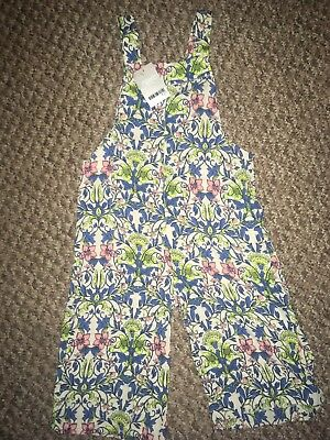 BNWT Girls NEXT spring Summer Full Length Play Suit Like Dress Outfit 5-6  Yrs