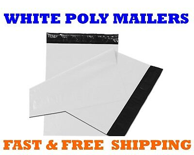 """12x15.5 Poly Mailers Plastic Shipping Mailing Bags Envelopes Polymailer 12""""x15"""""""