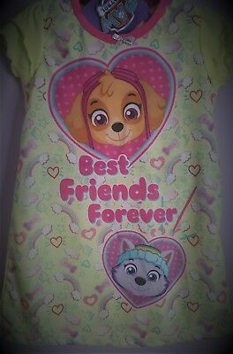 0672a7b359 PAW Patrol Nightdress EX STORE Skye Everest Nighty Girls Nightie T2TC437