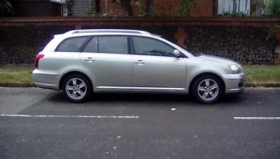Toyota Avensis T3-X Estate Very Low Milage Only 51890 W/ Full Service History