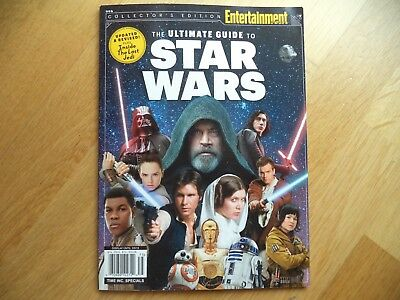 Magazin Entertainment Weekly Collector´s Edition The ultimate Guide to Star Wars