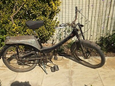 Raleigh Runabout RM 8 project - relisted, previous bidder not responded