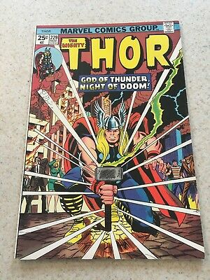The Mighty Thor  229  VF  8.0   Hercules  1st Dwellers    Infinity War