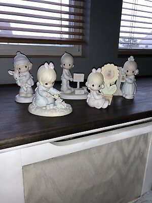 Precious Moments Lot of 5 - Make An Offer!