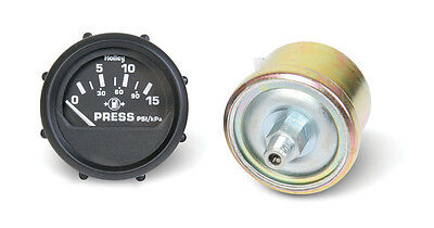 Holley 26-503  Gauge Fuel Pressure