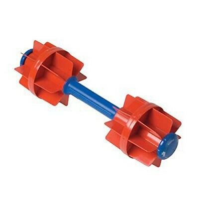 (Red) - Kiefer Water Workout Dumbbells - Pair. Free Delivery