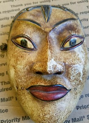 Old Mask Indonesia