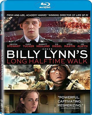 Billy Lynn's Long Halftime Walk 1-BLU RAY DISC ONLY NO CASE NO ART NEVER VIEWED
