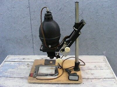 vintage photo device of some sort, ideal display/restore or use it as lamp etc