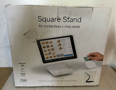 Square Stand For Contactless Chip Cards