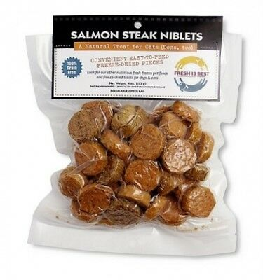 Fresh Is Best Freeze-Dried Raw Turkey Giblet Treats for Dogs and Cats