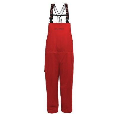 (X-Large, Orange) - Grundens Neptune 509 Bib Trouser. Delivery is Free