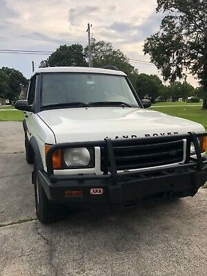 2001 Land Rover Discovery  2001 Land Rover Discovery 2