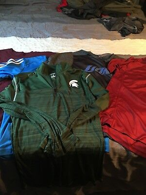 Young Mens Size Small Lot Of Shirts