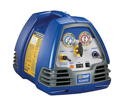 Yellow Jacket RecoverXLT Refrigerant Recovery Machine (95760)