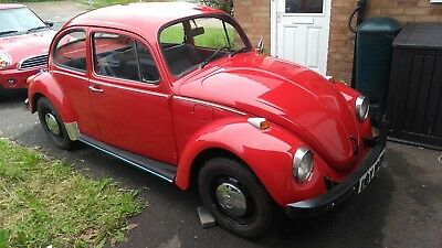 VW Beetle.1200 Rare Special Edition,Solid,Never been Welded,10 months MOT