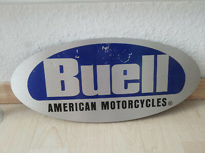 BUELL Schild not Harley Davidson Motorcycle Victory
