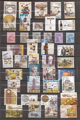 Israel  -  2002/2005  -  Lot Of Stamps