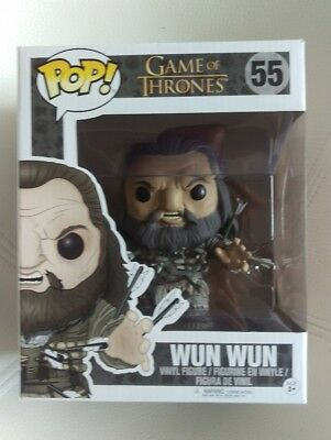 Funko Pop! 55 - Wun Wun- Game of Thrones