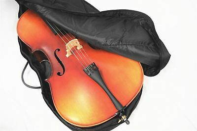 Soft Case (carrying bag) for Cello, Padded, Sturdy for 4/4 Size Cello