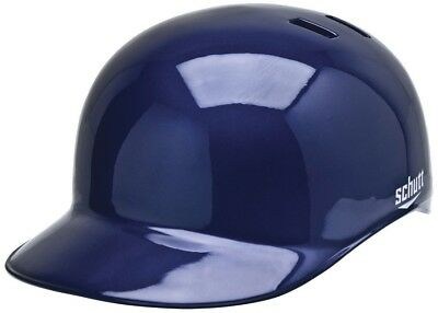 (Medium, Navy) - Schutt Sports Baseball/Softball Coach's Helmet. Free Delivery
