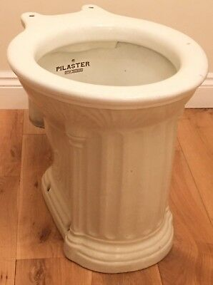 Antique Victorian High Level Toilet The Pilaster