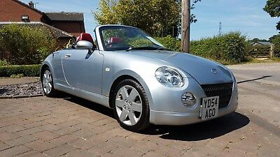 Copen Roadster. Convertible Hard-Top Pocket Rocket in Silver 0.66L