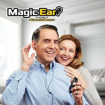 Magic Ear Personal Sound Booster Gives You Super Hearing