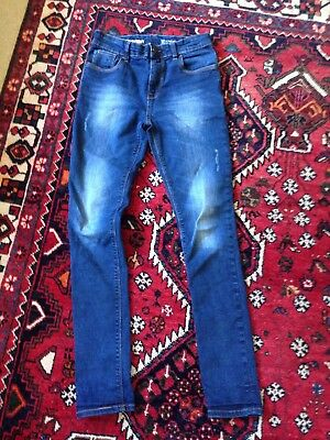 Boys Next Super Skinny Jeans Age 13