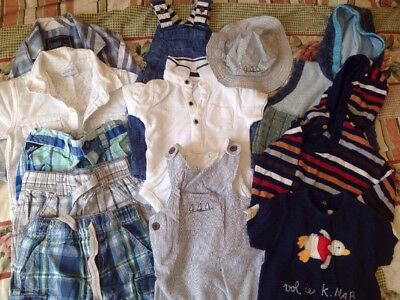Job Lot Next Clothes 3-6 Months Boys M&S Baby Mini Catimini