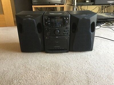 Goodmans ms 188 cd micro system.