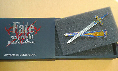 Fate stay night [ Unlimited Blade Works ] Pin / Anstecker (10x5cm / 3,9x1,9inch)