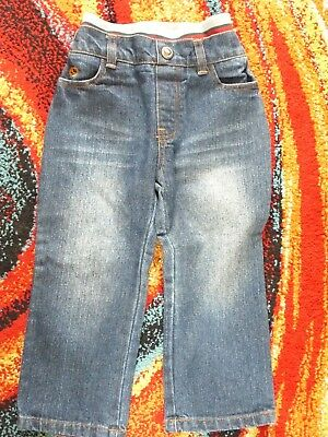 Gucci Boys Jeans Size Age 4 T In Superb Condition