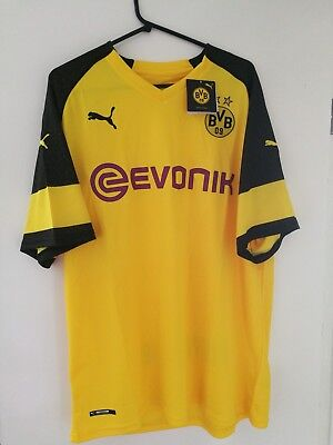 Borussia dortmund football shirt 2018/19