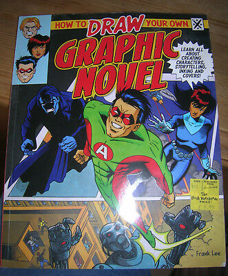 How to Draw Your Own Graphic Novel: Learn All About Cre