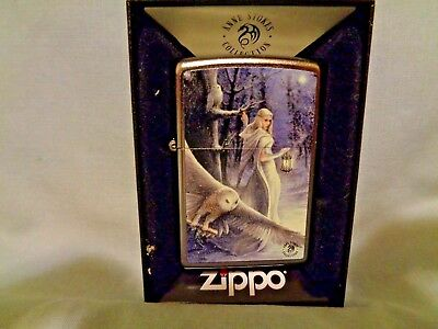 Zippo Lighter # 206 Anne Stokes Collection - New in Box