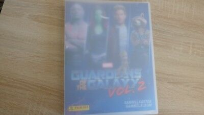 Panini Guardians of the Galaxy Vol. 2 Trading Cards incl Album
