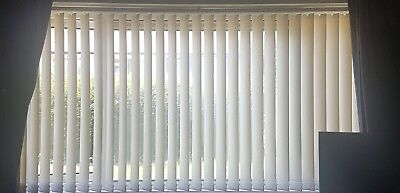 Vertical blinds - Hillary's Blinds