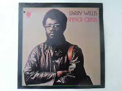 "Larry Willis ""Inner Crisis"" GM 514  Jazz Funk 1974 Groove Merchant US Pressung"
