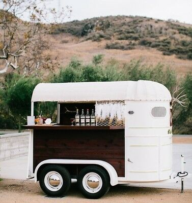 Mobile Bar Or Anything You Want Home Based Business Horse Box Ready to Trade!