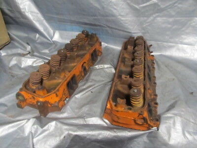 1968-1969-1970 Dodge/plymouth 440/383 Cylinder Heads 2843906 Pair 906