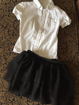 Cute girls outfit size 6!