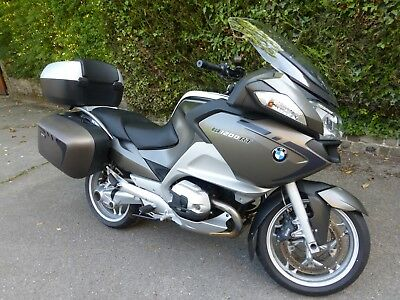 BMW R1200RT MU 2010 in Matt Grey (Bronze)