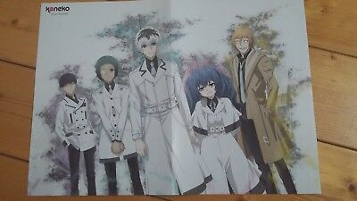 1x Tokyo Ghoul Poster