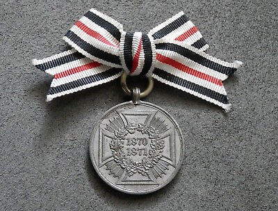 Germany, Original Franco-Prussian War Campaign Medal 1870/71 for Noncombatants