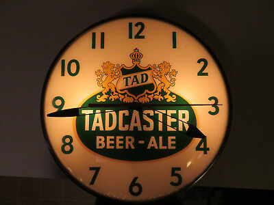 Pam Clock - Tadcaster Beer Feb. 1954