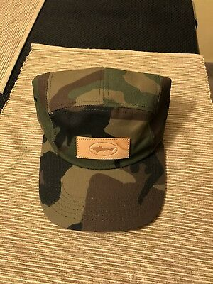 Dogfish Head Ale Beer Licensed Camouflage Baseball Hat Cap New W Defect