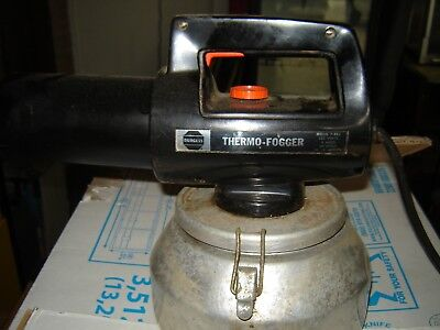Electric Hot Thermo Fogger FT982 Tested Works great
