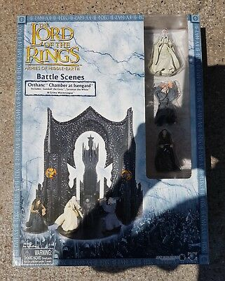 The lord of the rings Battle Scenes neu u. OVP Figuren u. Diorama